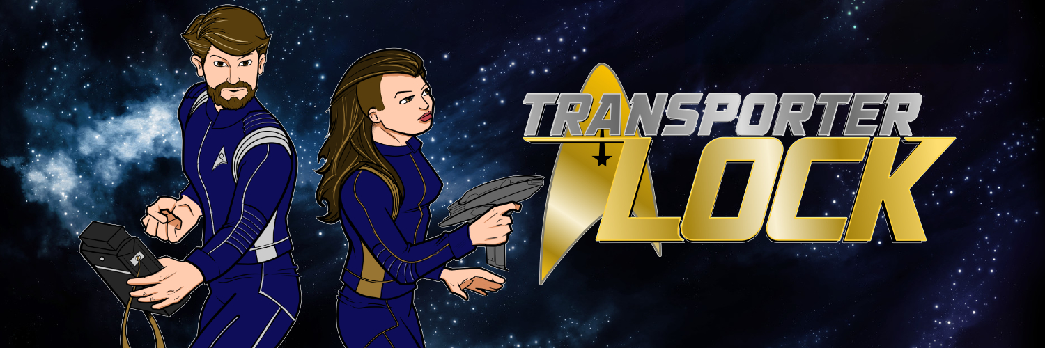 Transporter Lock – A Star Trek podcast