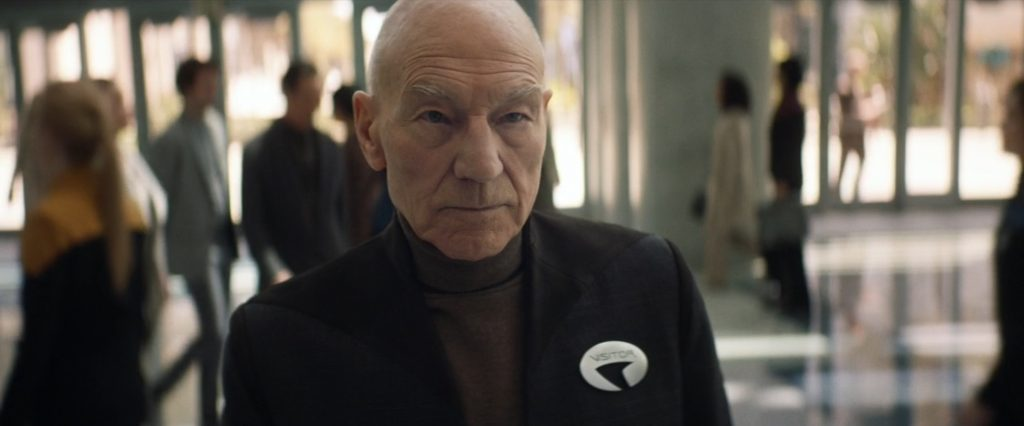 Picard S1E02: Maps and Legends