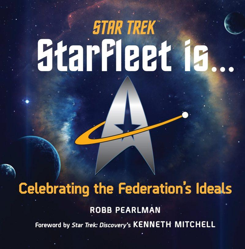 Cover of Star Trek: Starfleet Is… by Robb Pearlman